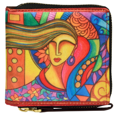 ladies wallet -W04-04