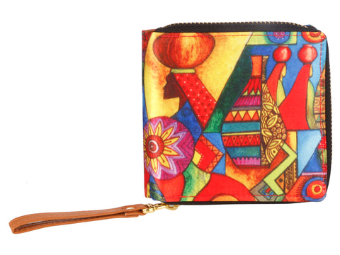 ladies wallet -W04-18