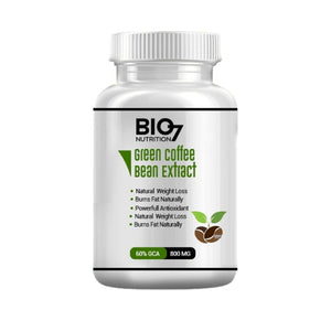 Green Coffee Beans Extract - Bio7 Nutrition