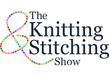 Knitting And Stitching Show logo