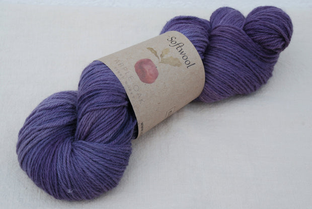 Logwood dyed Softwool