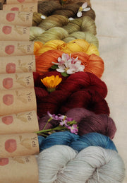 Yeti - Yak and Silk yarn 100g