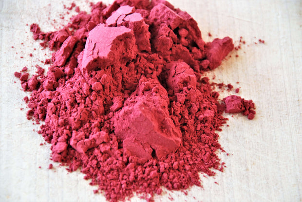 Hibiscus flowers Ground powder
