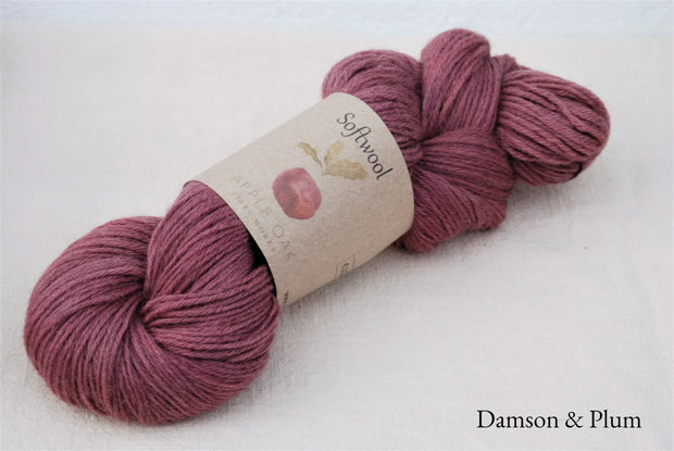 Softwool Colour ~ Damson & Plum