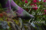SLEEPING IN THE GARDEN