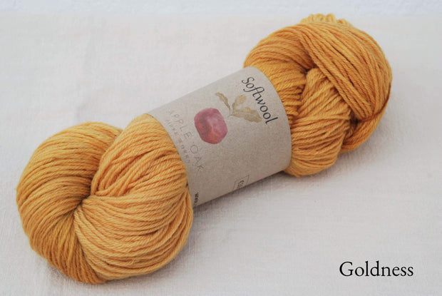 Softwool Colour ~ Goldness