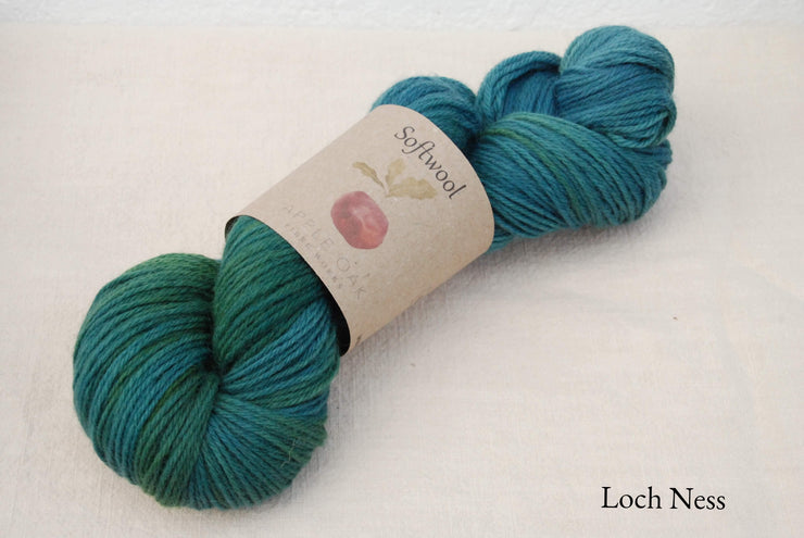Softwool Colour ~ Loch Ness