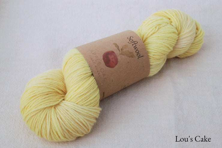 Softwool Colour ~ Lou's Cake