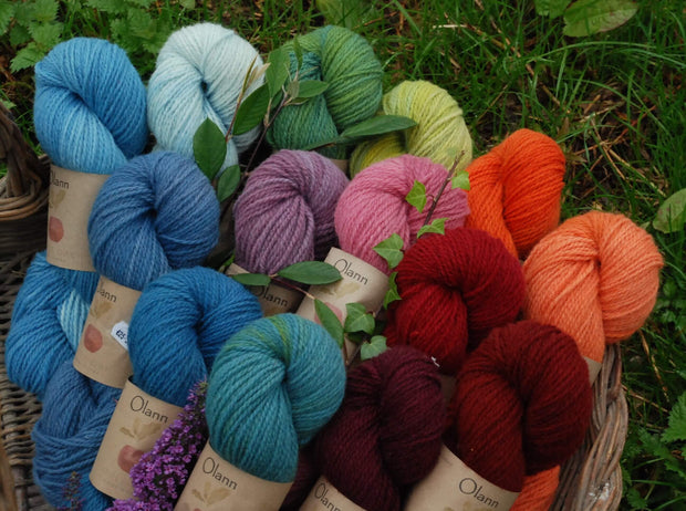 Olann ~ Irish Yarn