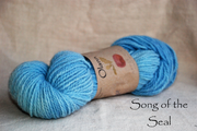 Song of the Seal Olann Naturally dyed Irish Wool Yarn