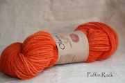Puffin Rock Olann Naturally dyed Irish Wool Yarn
