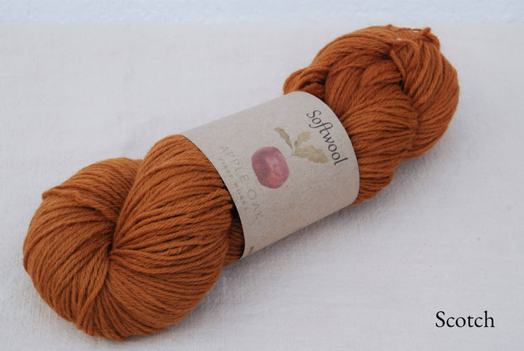 Softwool Colour ~ Scotch