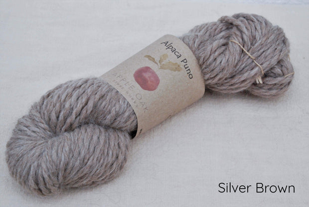 PUNO ~ Silver Brown