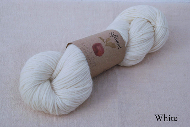 Softwool Colour ~ White