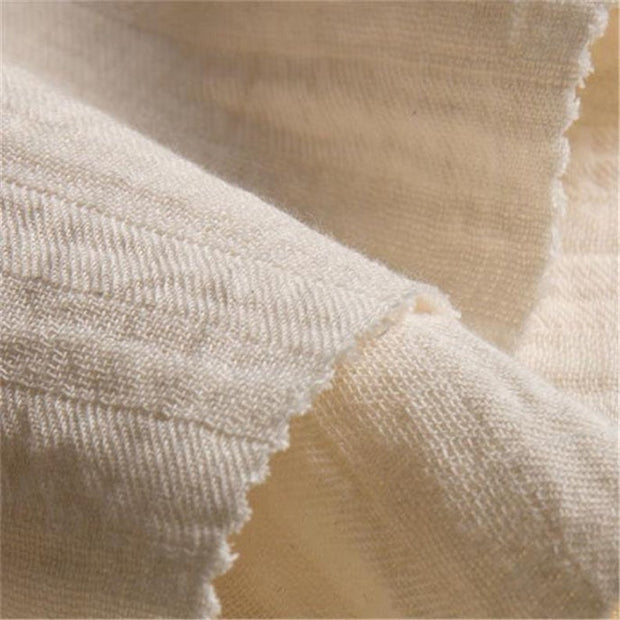 Organic Double Layered Cotton Muslin