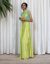 Load image into Gallery viewer, Neon Patterened Long Dress