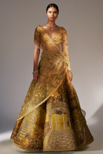 Load image into Gallery viewer, Classic Lehenga (Mustard)