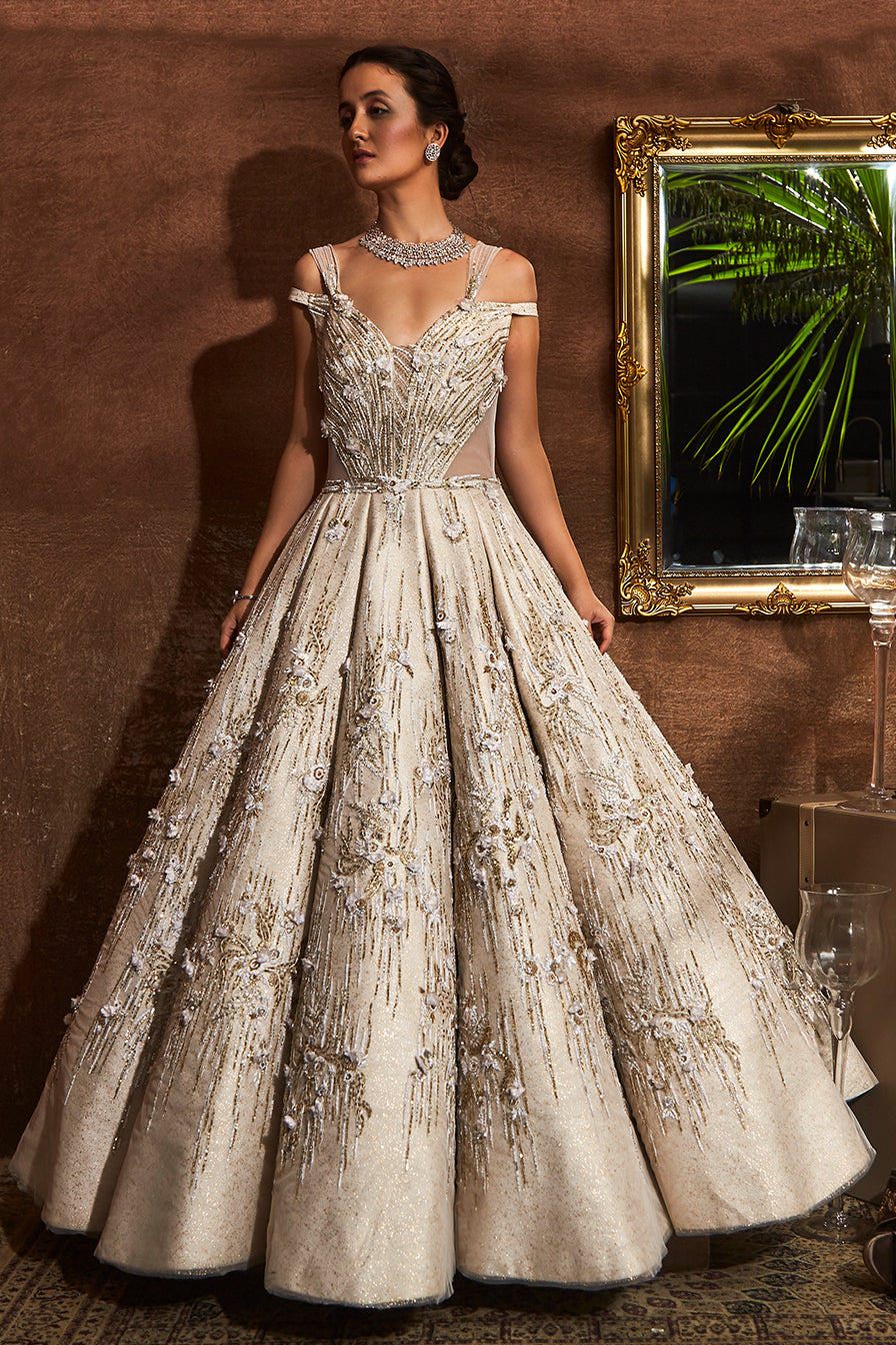 English Ball Gown