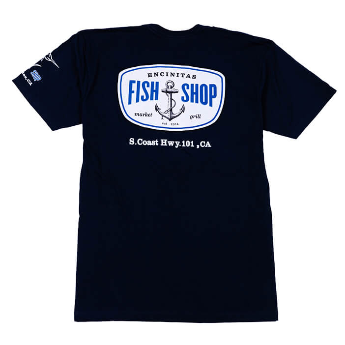 Fish Shop Encinitas Shirt