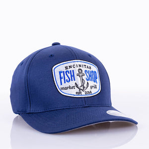 Fish Shop Encinitas Flexfit Hat