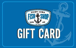 $50 Point Loma Gift Card