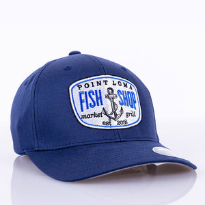 Fish Shop Point Loma Flexfit Hat