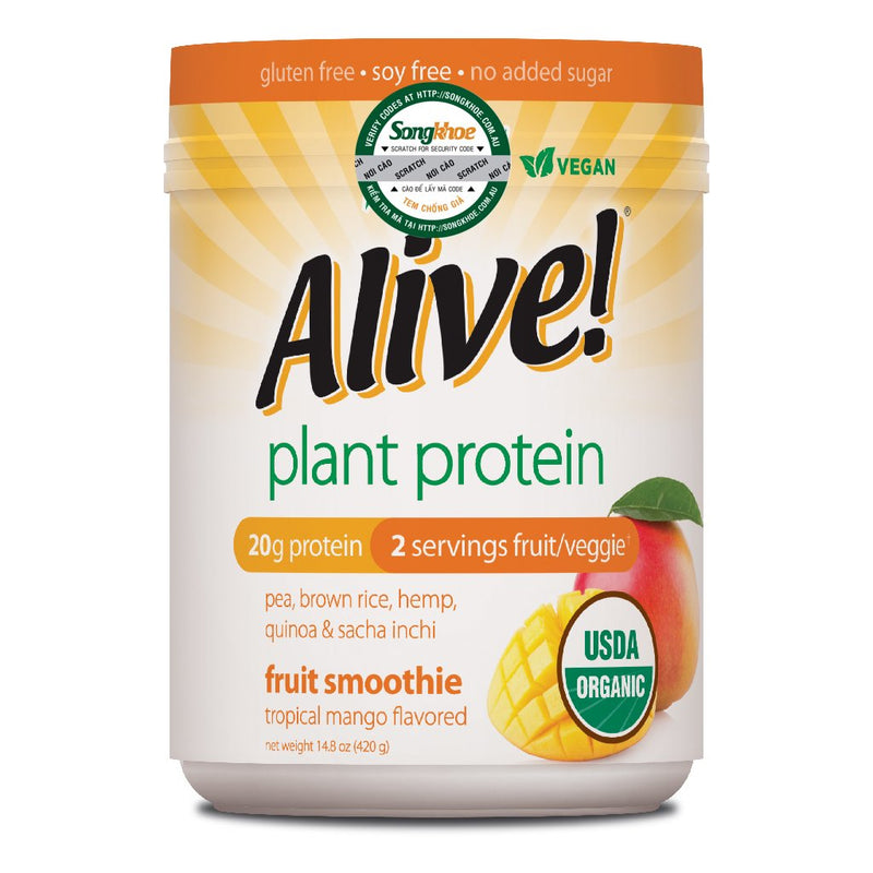 Alive Plant Protein Tropical Mango 420g