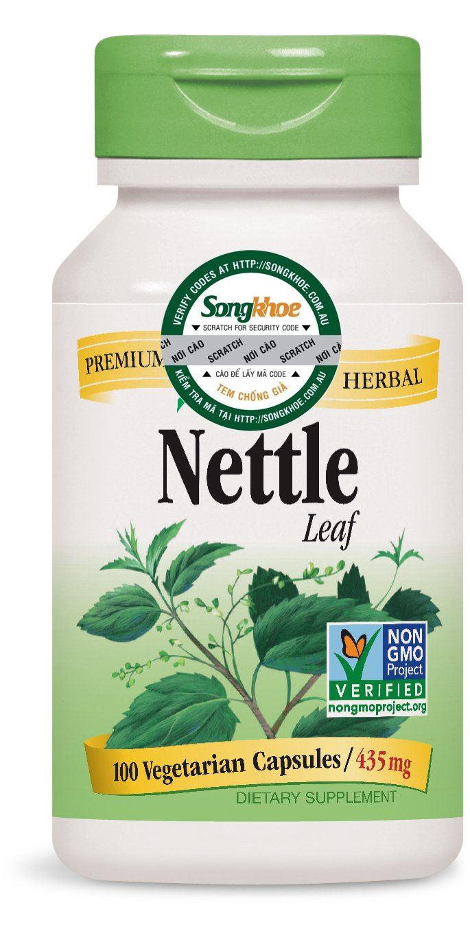 Nature's Way Nettle Leaf 100 vcaps
