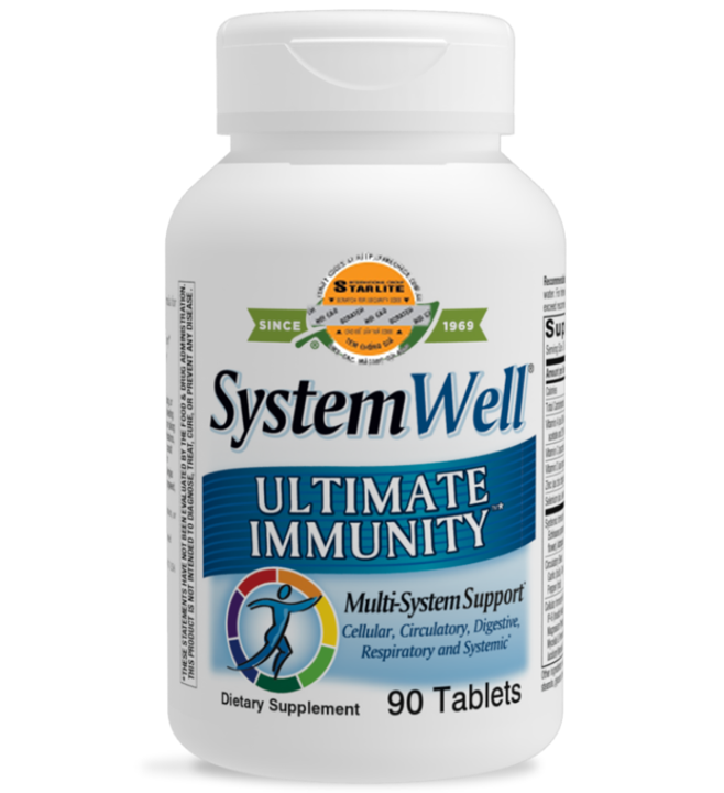 Nature's Way SystemWell Immune System 90 Tabs