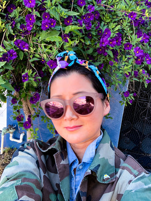 Hair Bandeaux (Sweet Lotus)
