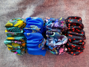 Scrunchie Set (4 pieces)