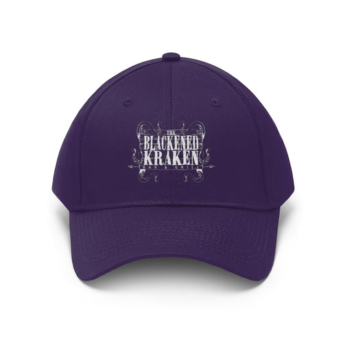 Twill Hat - Purple