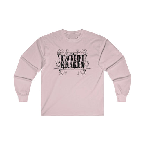 Blackened Kraken Long Sleeve Tee