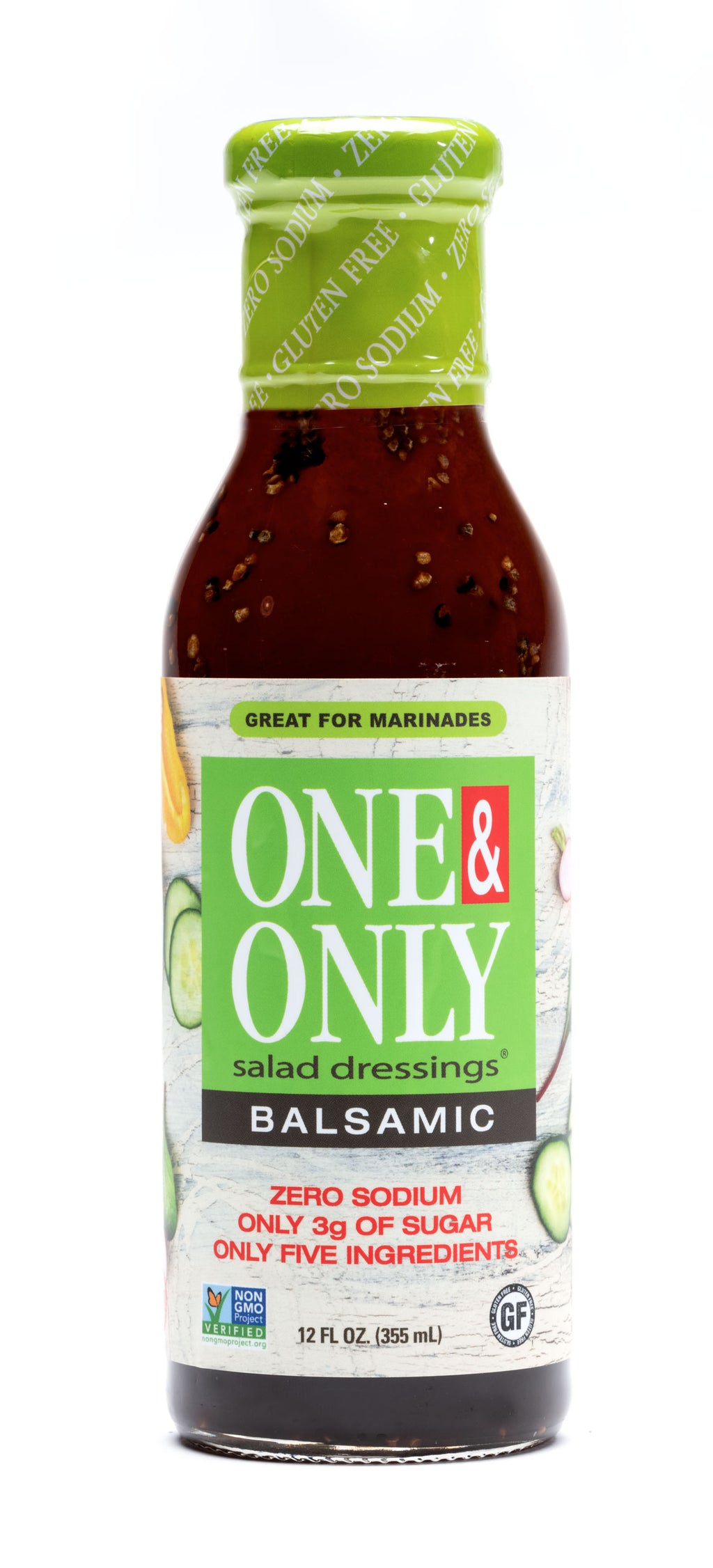 Balsamic Salad Dressing-No Sodium