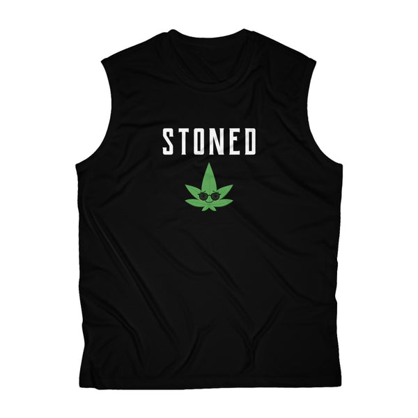 Stoned- Men's Sleeveless Performance Tee