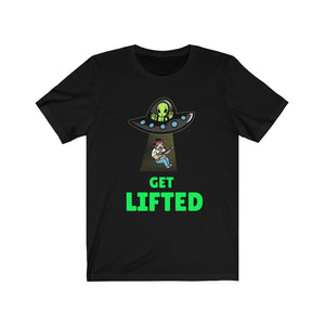 Get Lifted- Unisex Jersey Short Sleeve Tee