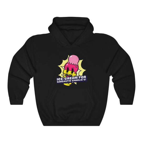 Ice-Cream for S.C.- Unisex Heavy Blend™ Hooded Sweatshirt