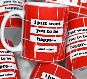 11OZ Valentine Ceramic MUGS