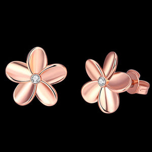 Fashion Flower Earrings