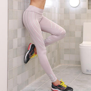 Laser 3D Printing Sports Bodybuilding Yoga Pants