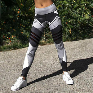 Digital Printing Women Leggings Sports Yoga Pants