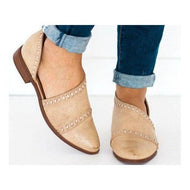 Fashion Pointed Flat Shoes