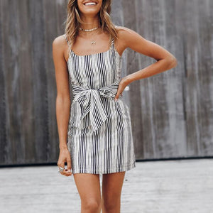 Fashion Holiday Casual Mini   Dress