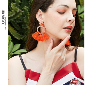 New Tassel Earrings Ladies