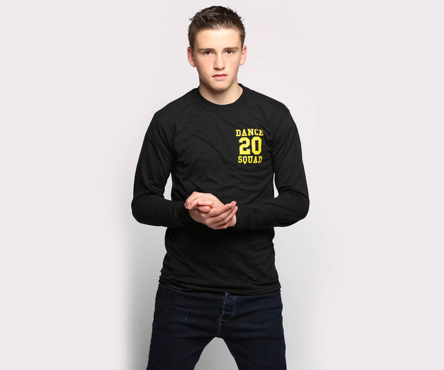 Squad 17 Long Sleeve Top