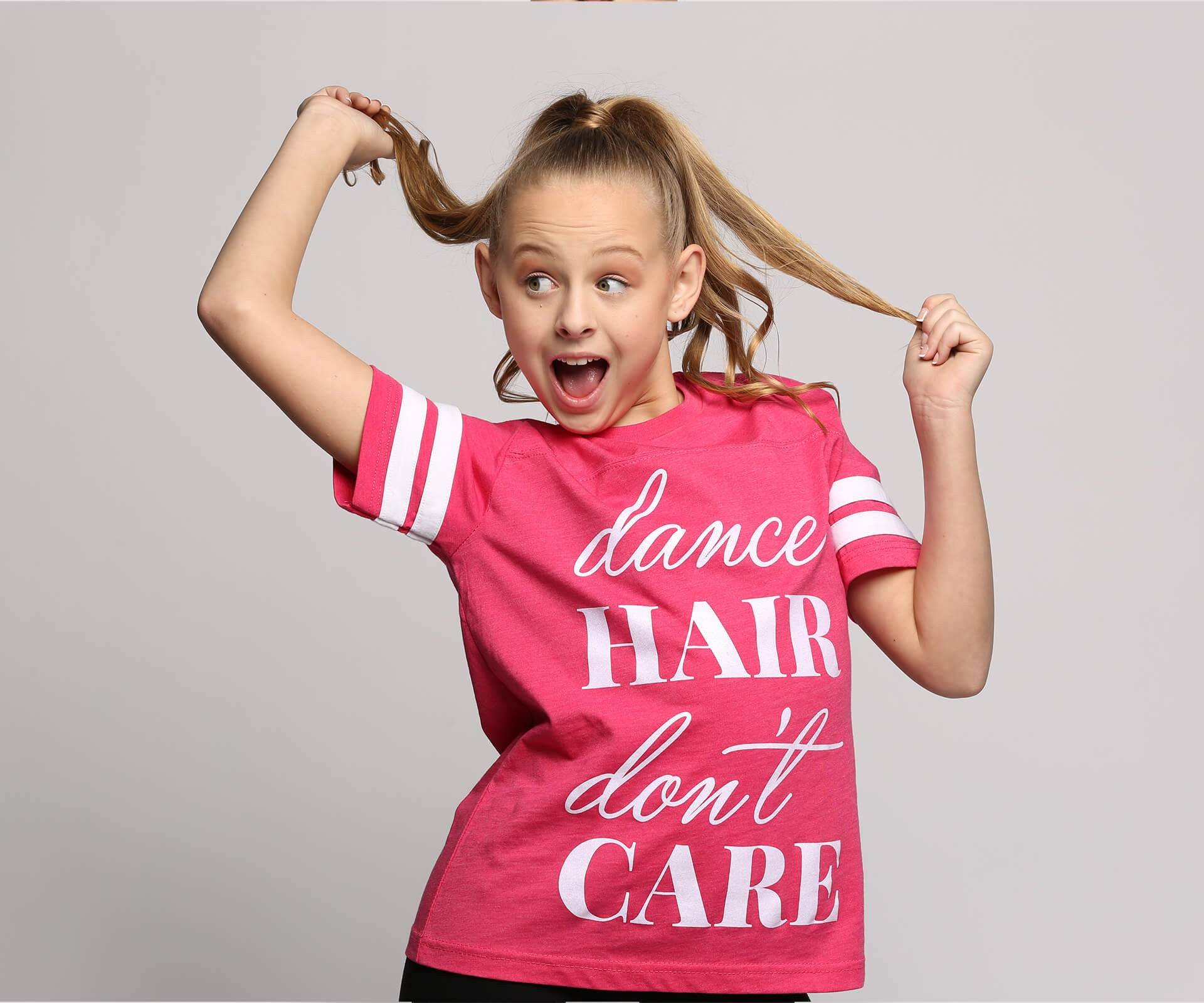 Dance HAIR don't CARE