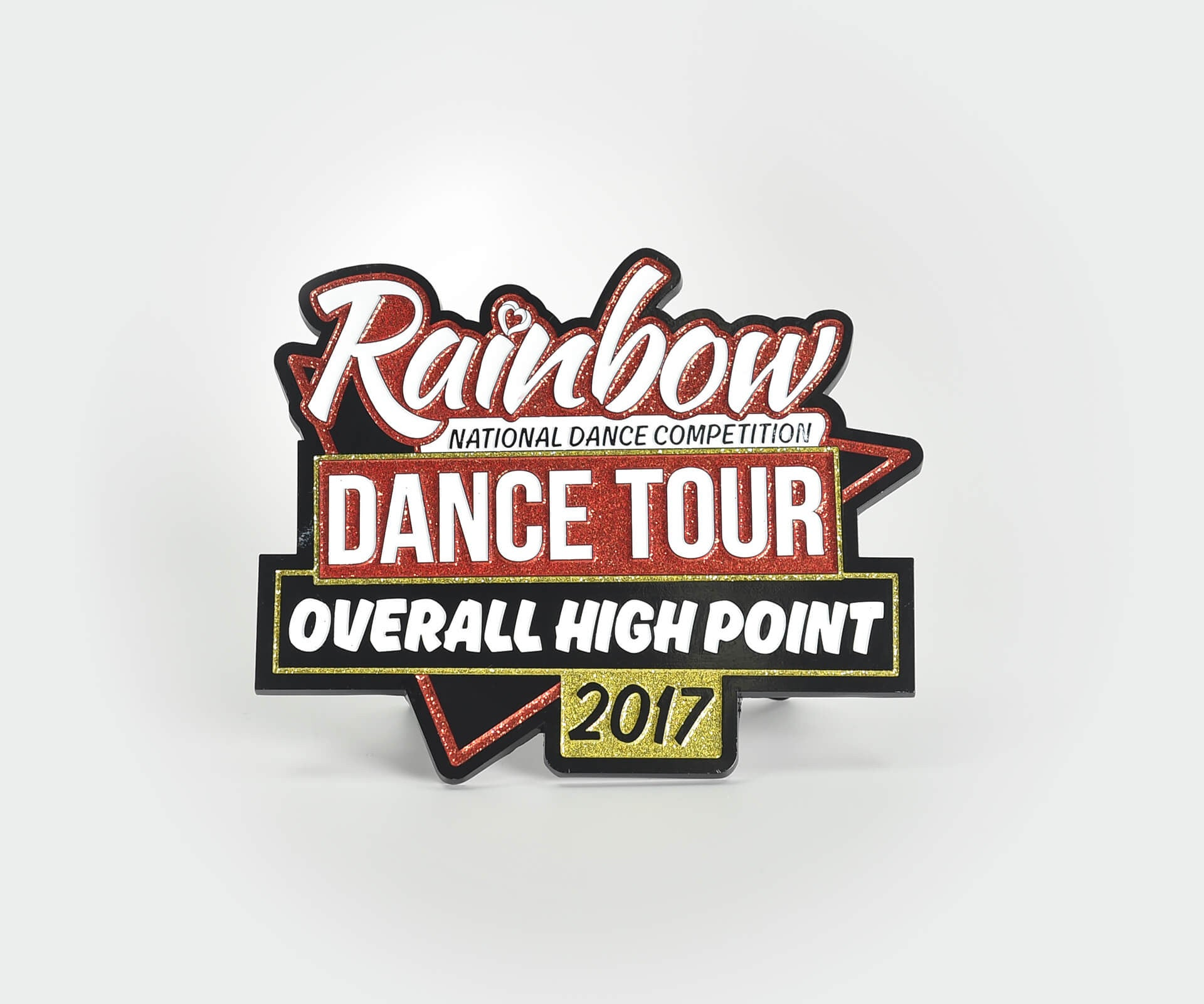 Rainbow High Point Award