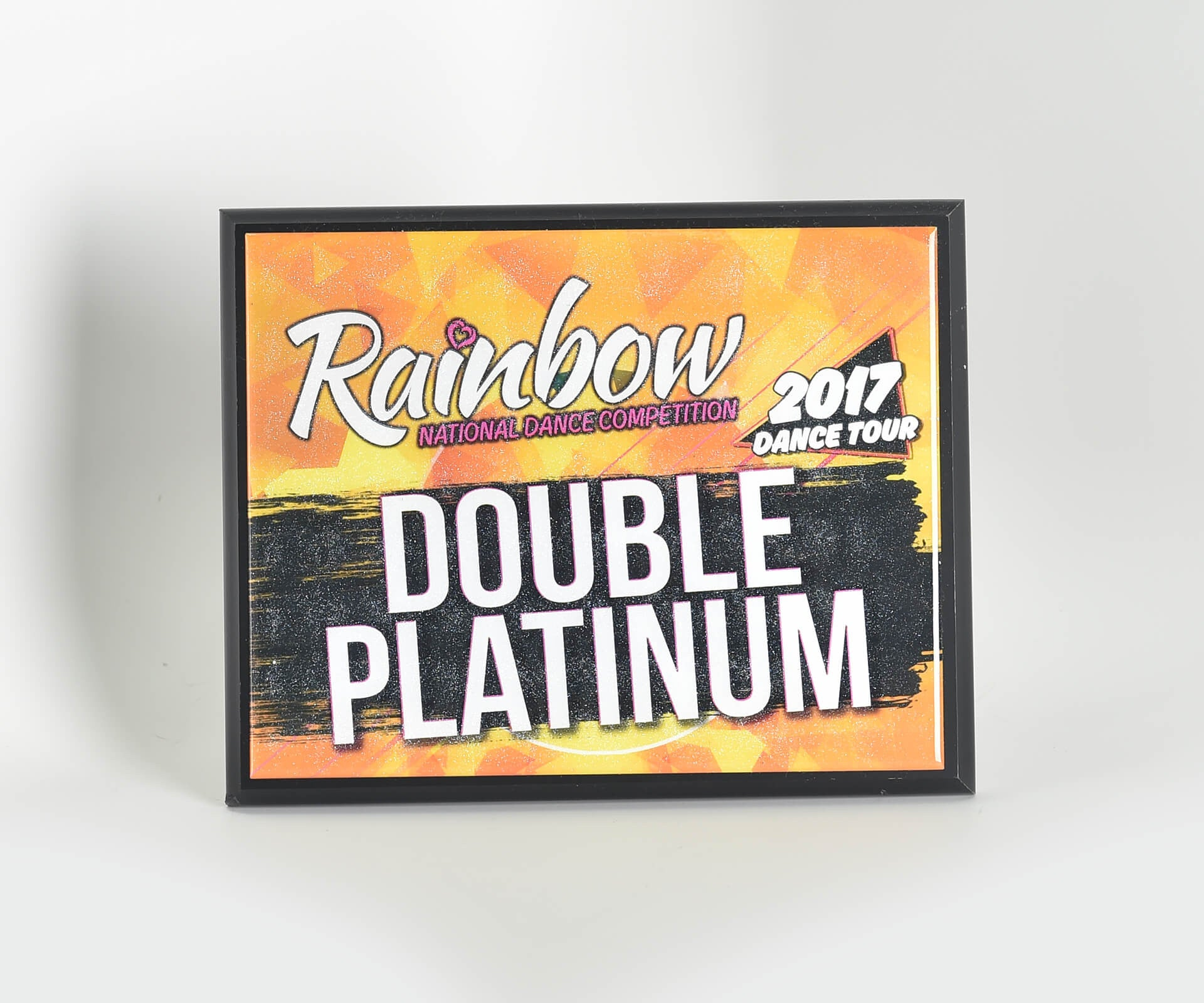 Rainbow Double Platinum Award