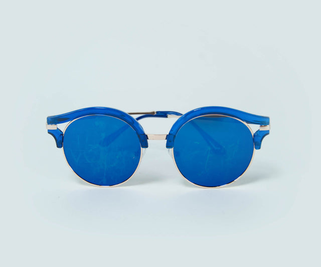 Blue Shade Sunglasses