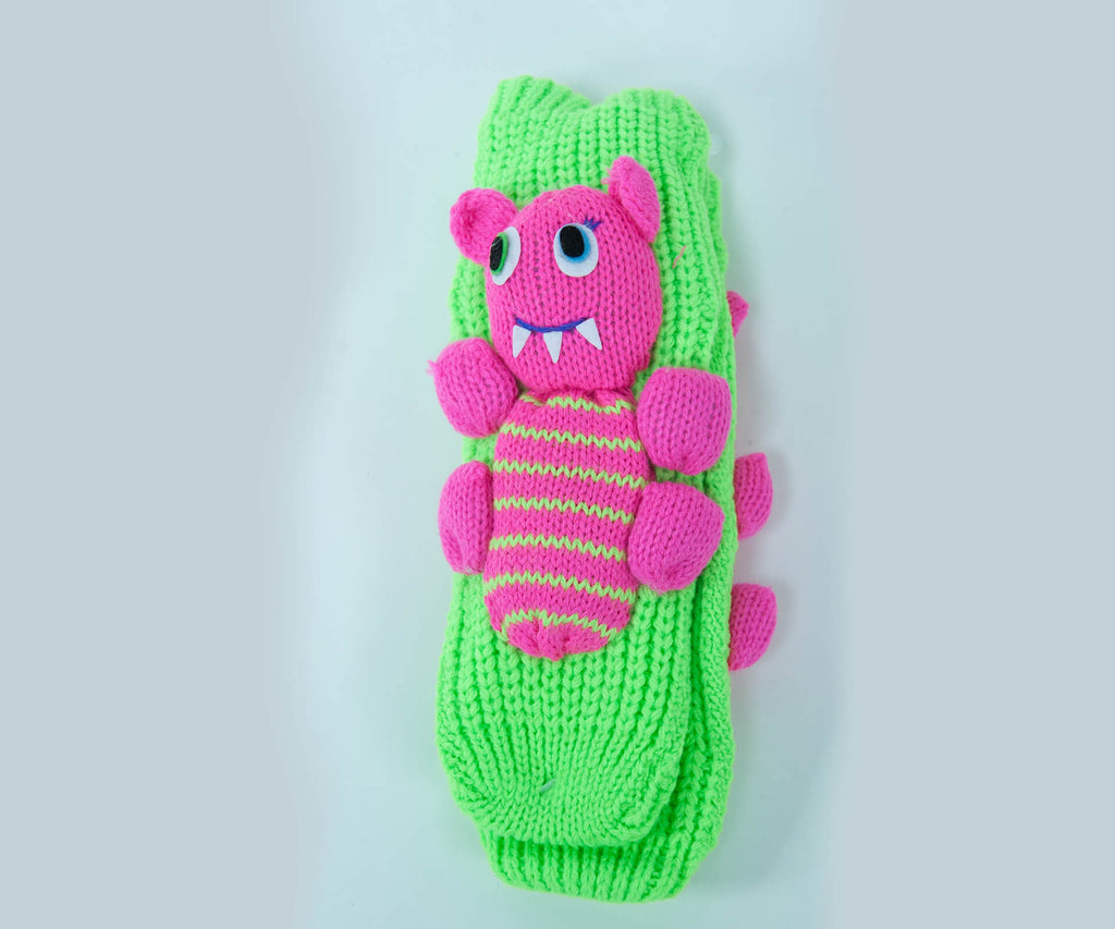 POP Sock Pink Monster